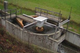 Hydro power - Gravitation Water Vortex Power Plant